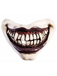 Creepy Clown Mouthpiece Mask