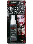 Red Vampire Blood Spray