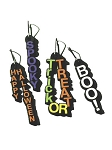 Halloween Zipper Pull Favors