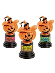 Jack-O-Lantern Halloween Trophy Favors