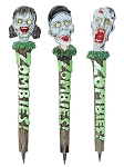 Urban Zombie Writing Pen Set
