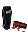 3-D Coffin Centerpiece