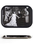Bride of Frankenstein Metal Serving Tray