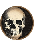 Boneyard Luncheon Plates