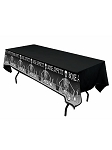 Bone Appetit Plastic Table Cover