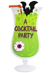Voodoo Cocktail Party Invitations