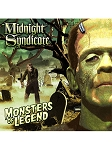 Monsters of Legend CD -  Midnight Syndicate