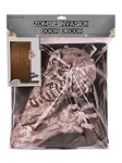 Zombie Invasion Door Decor