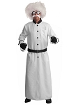 Mad Scientist Costume with Wig