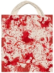 Bloody Canvas Tote Bag