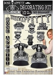 Bone Appetit Party Decoration Kit