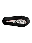 Dark Manor Coffin Shaped Plastic Bowl