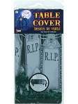 Graveyard Plastic Table Cover