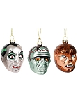 Glass Monster Ornament Set