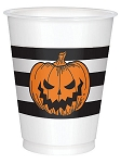 Hallows' Eve 16 Oz Plastic Cups