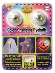 Color Changing Eyeballs