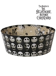 Jack Skellington Paperboard Candy Bowl