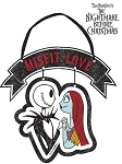 Nightmare Before Christmas Misfit Love Decoration
