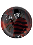 Nightmare on Elm Street Dessert Plates