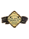 Olde Salem Broom Company Wood Plaque