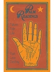 Palm Readings Metal Sign
