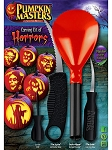 Pumpkin Carving Kit of Horrors