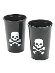 Skull and Crossbones Shooter Glasses