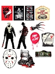 Mixed Warner Brothers Horror Cutouts