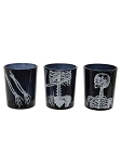X-Ray Skeleton Tea Light Holders