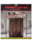 Zombie Doorway Curtain