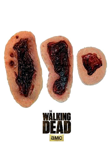 Walking Dead Walker Wound Pack