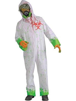 Hazmat Suit Costume