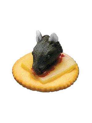 Gore May Mouse Head Cracker