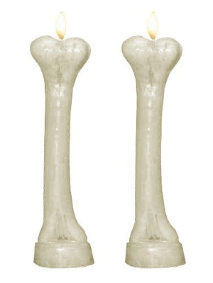 Bone Candle Set
