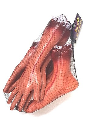 Bag of Body Parts Props