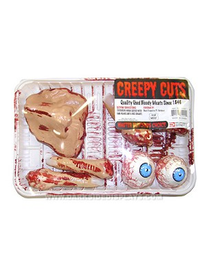 Creepy Cuts Appetizers