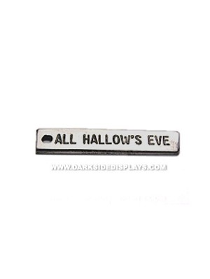 All Hallows Eve Pewter Charm