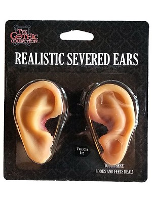 Realistic Severed Ears
