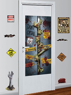 Zombie Party Decor Kit